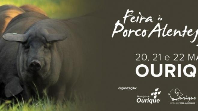 Programa oficial da Feira do Porco Alentejano