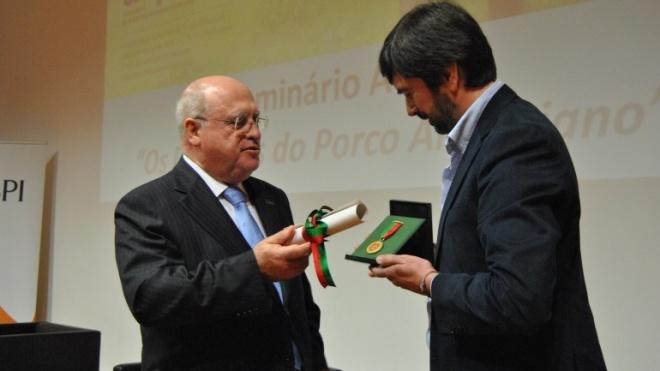 ACPA recebeu Medalha de Honra do Ministério da Agricultura