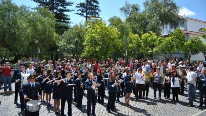 Desfile da Liberdade em Beja com mais de 200 participantes