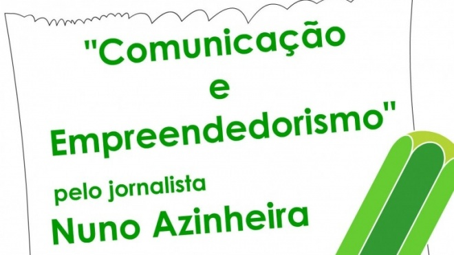 Workshop sobre comunicação e empreendedorismo
