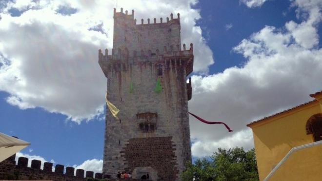 Reabilitação do Castelo  arranca amanhã