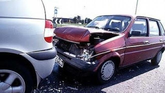 Colisão em Beja na tarde de ontem fez dois feridos