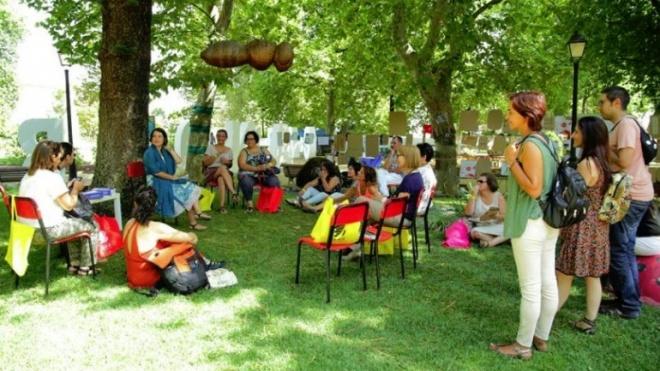 Palavras Andarilhas e Festival de Contos do Mundo