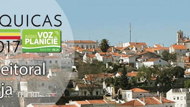 Atlas Eleitoral Autárquicas 2017 termina hoje com o concelho de Beja