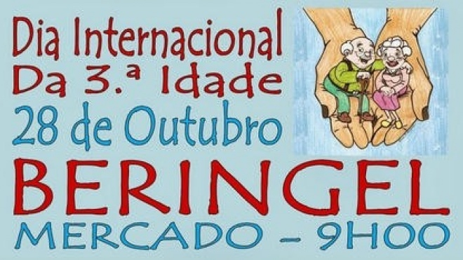 Beringel assinala o Dia Internacional do Idoso