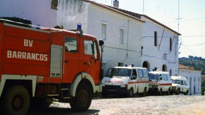 Bombeiros de Barrancos e Huelva assinaram protocolo de colaboração