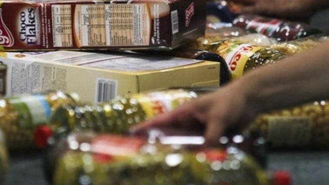 Campanha Nacional de Recolha de Alimentos