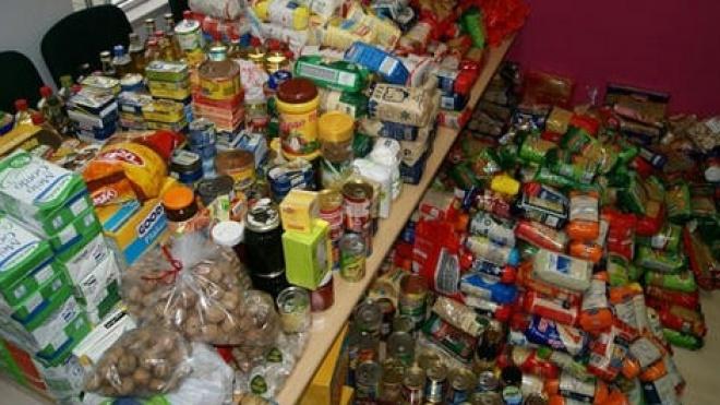 Recolha de alimentos em Ferreira do Alentejo