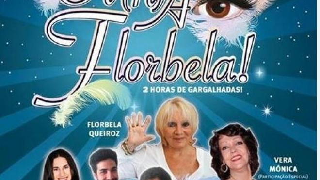 Teatro de revista O(h)lá Florbela em Ourique, Mértola e Cuba