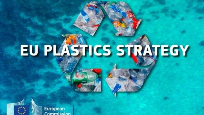 UE com estratégia para diminuir consumo de plástico