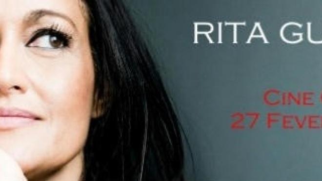 """""""Uma Noite em Aljustrel"""" com Rita Guerra"""