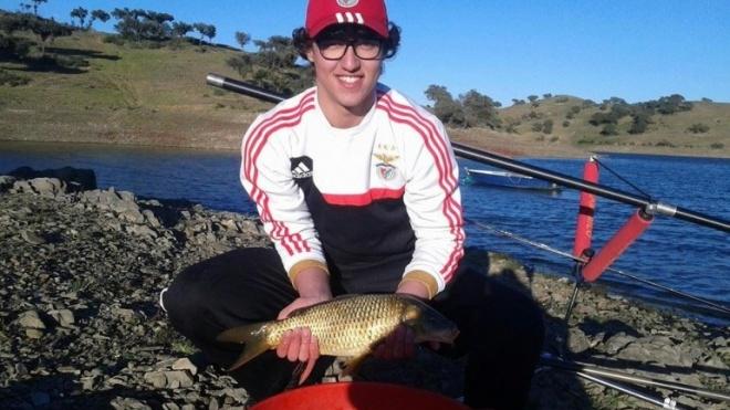 Jovem Bejense representa Portugal no Campeonato do Mundo de Pesca