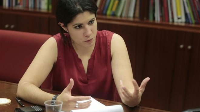 Mariana Mortágua em Alvito