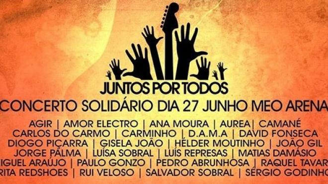"""Voz da Planície transmite concerto solidário """"Juntos Por Todos"""""""