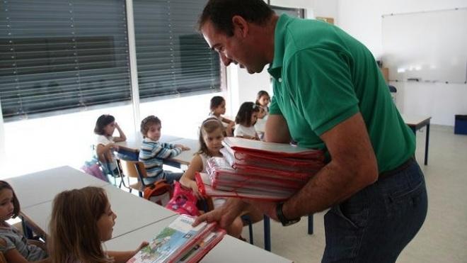 Município de Serpa oferece manuais escolares ao 1º ciclo