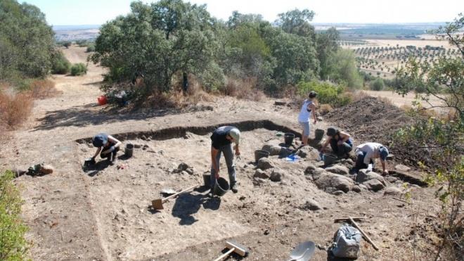 Escavações no Outeiro do Circo recomeçam hoje