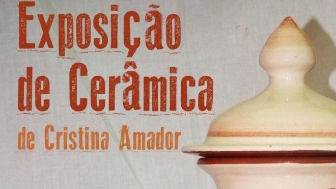Exposição de Cerâmica em Alvito