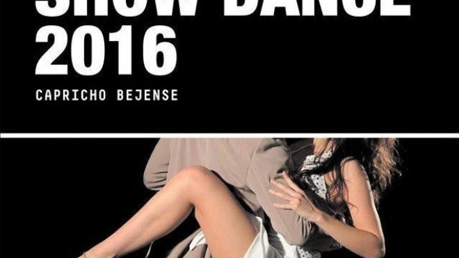 Beja recebe Show Dance em novembro