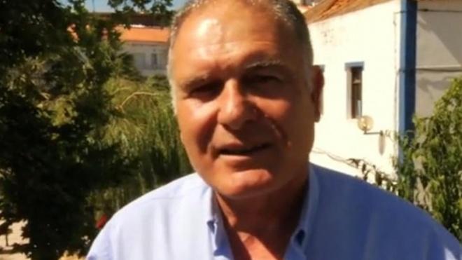 """""""Traços de uma vida"""" de Francisco Orelha apresentado em Ourique"""