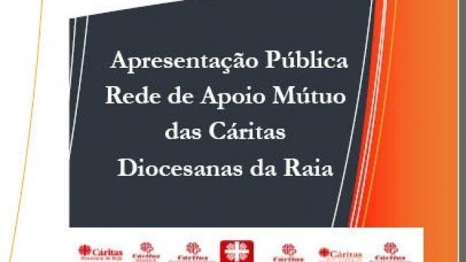 """""""Rede de Apoio Mútuo das Caritas da Raia"""" apresentada em Beja"""
