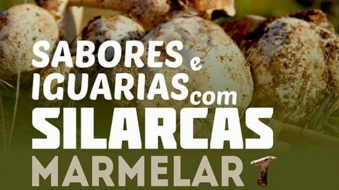 Sabores e Iguarias com Silarcas na Aldeia de Marmelar