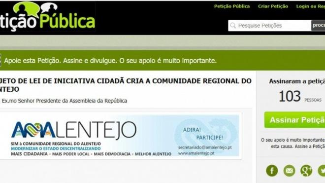 Projeto que cria a CRA já está no sítio Petição Pública