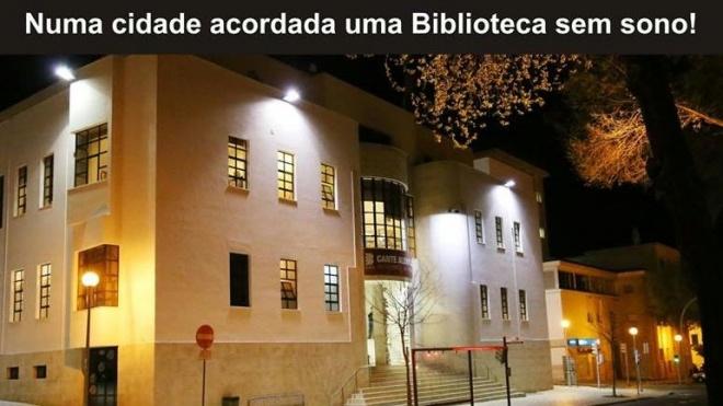 Biblioteca de Beja comemora 22º aniversário