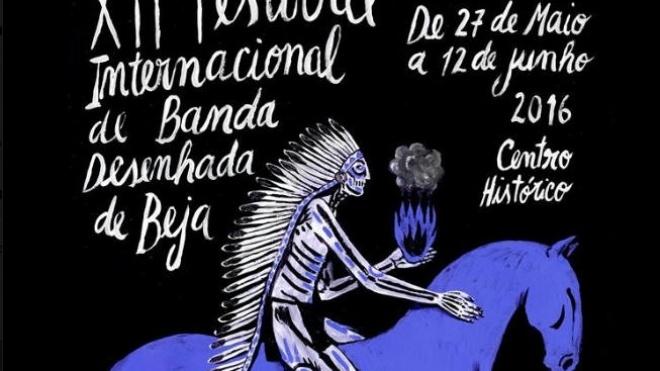 Festival Internacional de BD de Beja é apresentado hoje