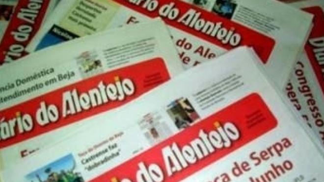 """Jornalista do """"Diário do Alentejo"""" distinguida"""