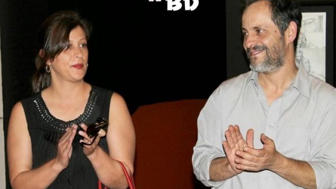 """Festival Internacional de BD no """"Preto no Branco"""""""