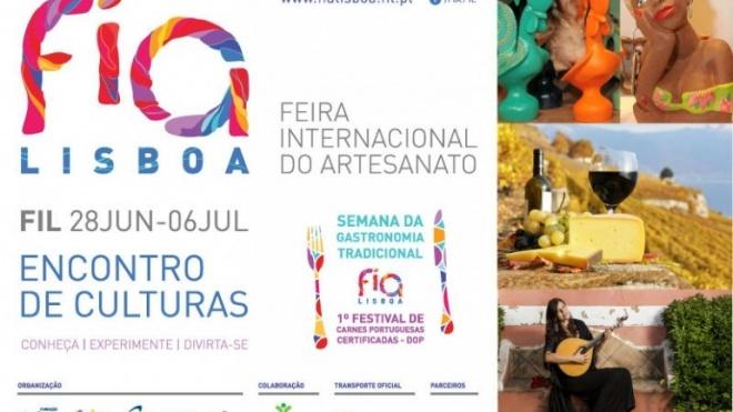 Castro Verde em Feira Internacional de Artesanato
