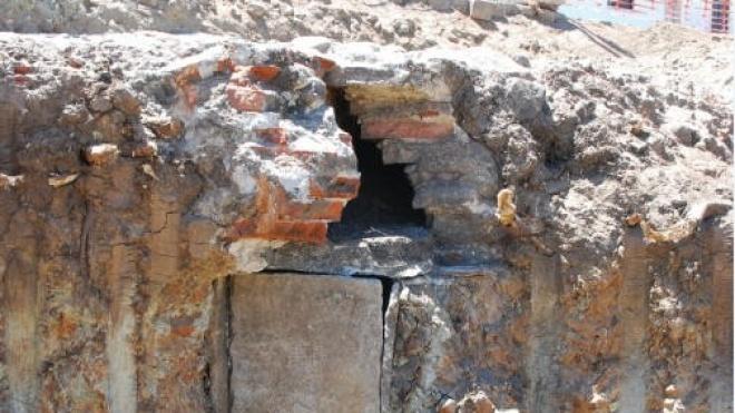 Escavações da Rua da Lavoura revelam cemitério romano