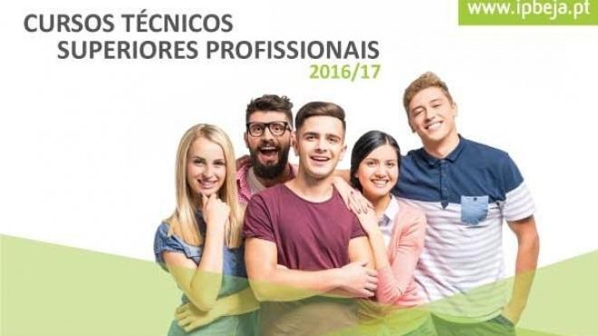 IPB com candidaturas abertas para os cursos superiores profissionais