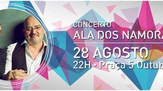 """""""Ala dos Namorados""""na Semana Cultural da Salvada"""