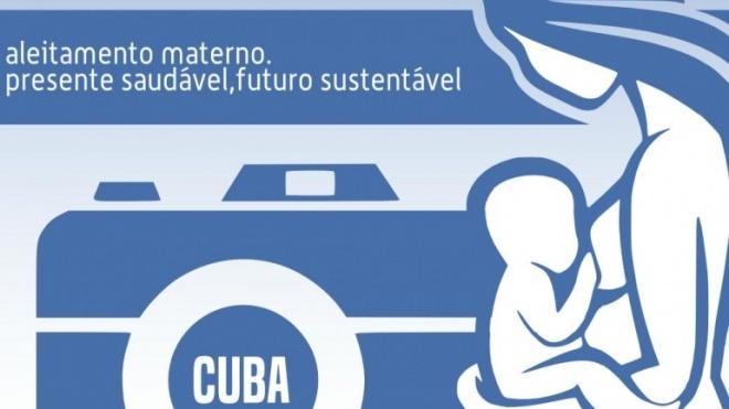 """""""Eu fui amamentado"""" é tema de concurso de fotografia em Cuba"""