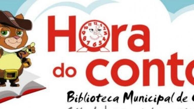 """""""Hora do Conto"""" visita freguesias do concelho de Cuba"""