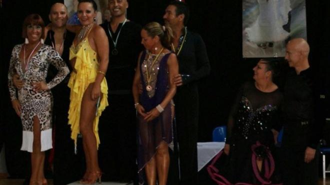 José e Solange Mata campeões nacionais