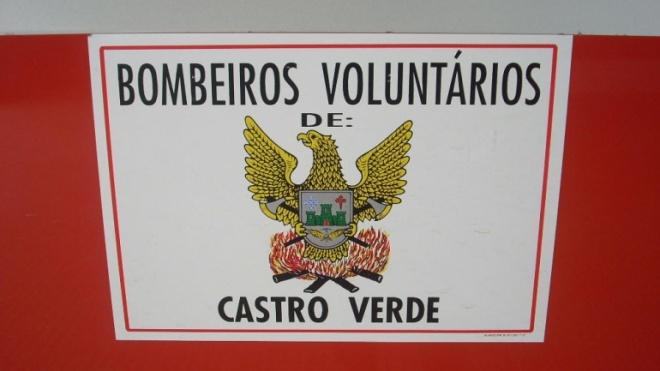Bombeiros de Castro Verde com novos corpos sociais