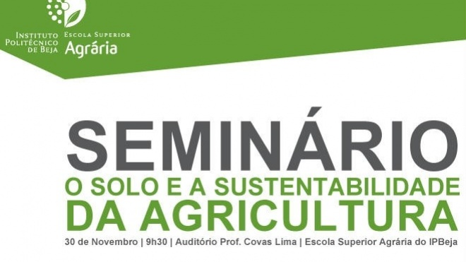 IPB debate o solo e a sustentabilidade da agricultura