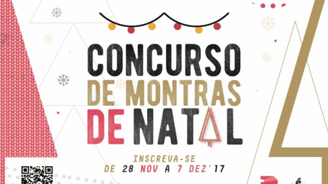 Concurso de Montras de Natal em Beja