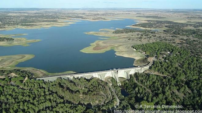 Plano de Emergência para Barragem Odivelas em consulta pública