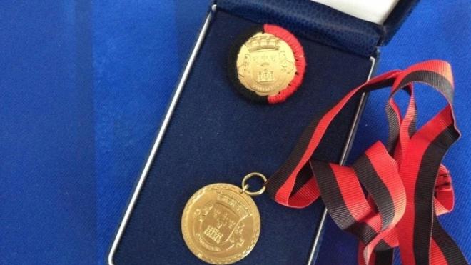 Insígnias e medalhas de mérito 2014