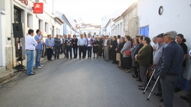 Ervidel: População de volta a Lisboa