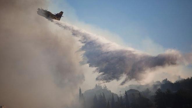 Base Aérea nº11 apoia Protecção Civil no combate a incêndios