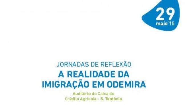 Jornadas de Reflexão sobre a Realidade da Imigração em Odemira