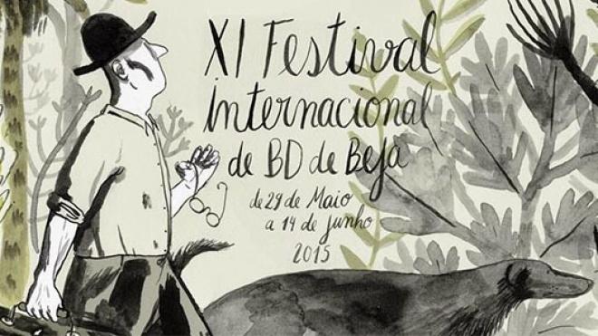 Festival de BD arranca hoje