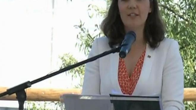 Pires de Lima e Assunção Cristas inauguram Adutor Pisão/Beja