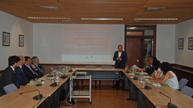 CCDRA acolheu workshop de avaliação do JESSICA