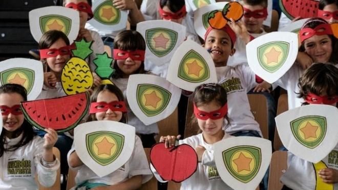 Heróis da Fruta 2016-2017 com inscrições abertas