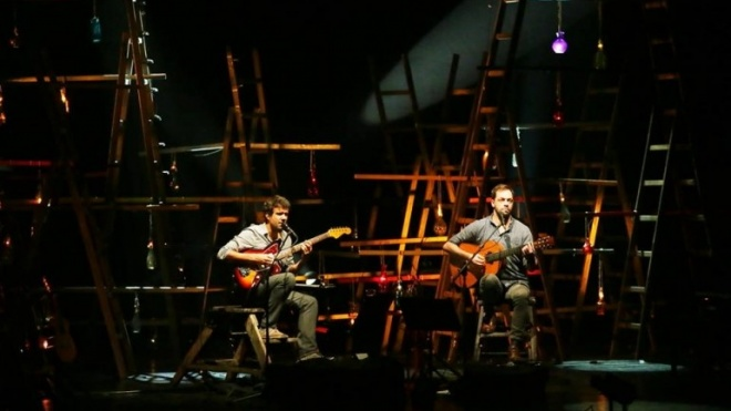 Zambujo e Araújo fecham hoje concertos de Beja